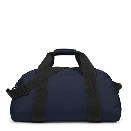 Eastpak Station Borsone, 57 Litri, Nero (Black) Blu (Traditional Navy)