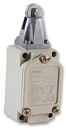 Omron Industrie Automatisierung wld2g Endschalter WL Roller Plunger [1] (steht zertifiziert)