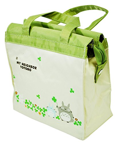 patineuse Mon voisin Totoro repas isotherme Cooler Bag, Trèfle (Ubc1)