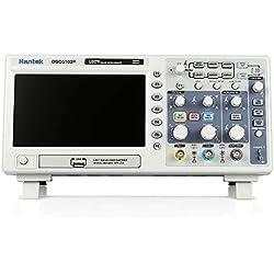 "KKmoon Dso5102P Osciloscopio de Almacenamiento Digital Certificado 2Ch 100Mhz 1Gs 7 ""Tft 8-Bit 4Ns / Div-80S / Div"
