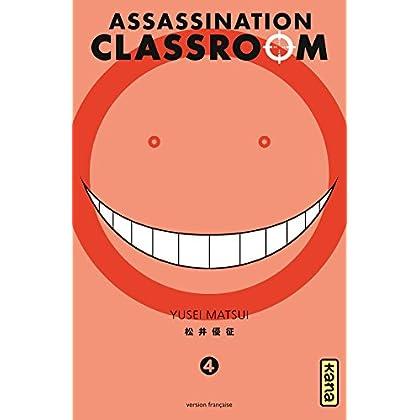 Assassination classroom - Tome 4