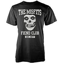 Misfits fiend Club Est. '77 T-Shirt schwarz
