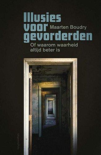 Illusies voor gevorderden (Dutch Edition) by [Boudry, Maarten]