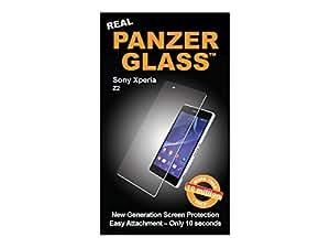 Panzer Glass PG1103 Film Protecteur d'Ecran en Verre Trempé Résistant Anti Rayures Compatible avec  Sony Xperia Z2