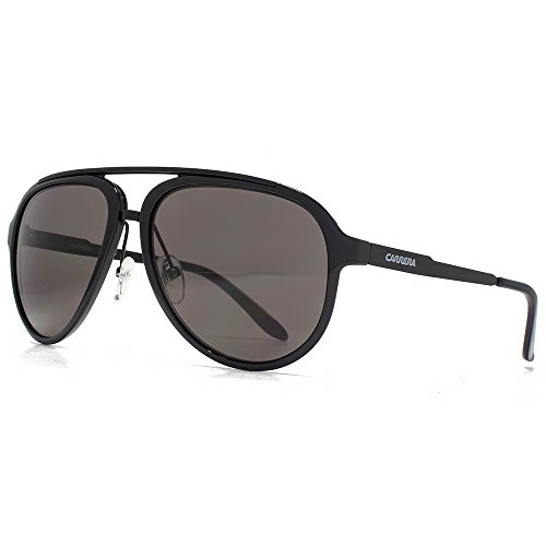 Carrera New Gipsy HD 003, Montures de Lunettes Homme, Noir (Matte Black/Grey Sf), 64