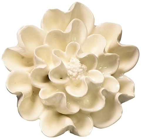 Abbott Collection Ivoire sculpté Fleur tiroir de