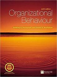 Organizational Behaviour: An Introductory Text