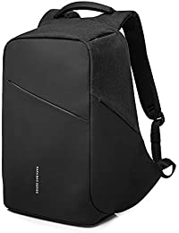 Kaka Premium Waterproof Smart Anti Theft 14 Laptop Backpack Bag With Integrated USB Cable And Charging Port Colour...