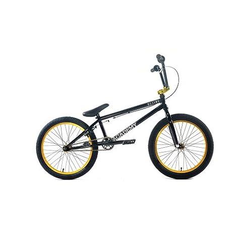 Academy Desire BMX Bike, Black with Gold