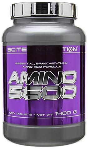Scitec Nutrition Amino Acids 5600 - 1000
