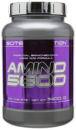 Scitec Nutrition  Amino Acids 5600 - 1000 Tablets