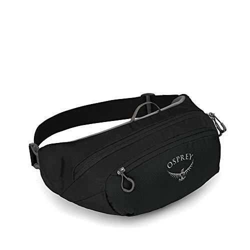 Osprey Daylite Waist Rucksack für Arbeit, Schule und Freizeit, unisex - Black O/S -