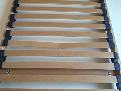 5er paket ersatz federholzleisten f r lattenroste ersatzteile lattenrost lattenrahmen bett. Black Bedroom Furniture Sets. Home Design Ideas
