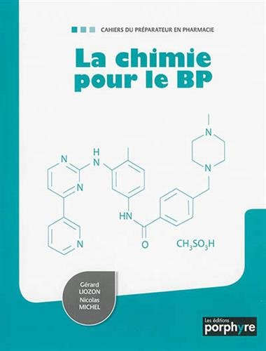 La chimie pour le BP