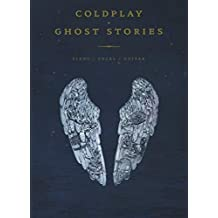 Coldplay Ghost Stories Piano Vocal Guitar Book