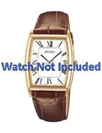 Correa de reloj de Seiko/7n32 0bv0 SKK422P1 (no incluidos en el precio del reloj. Correa de reloj original solamente)