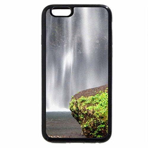 iPhone 6S / iPhone 6 Case (Black) Whispering Waterfall