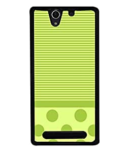 FUSON Designer Back Case Cover for Sony Xperia C3 Dual :: Sony Xperia C3 Dual D2502 (Family Friends Happiness Together Sister )