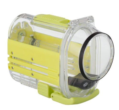 Contour Inc. Helmkamera Zubehör Waterproof Case 'Contour+', green