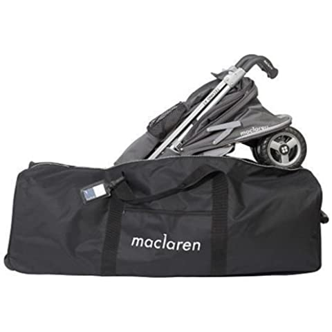 Maclaren Buggy Bag Twin Carbon (Discontinued by Manufacturer) by Maclaren