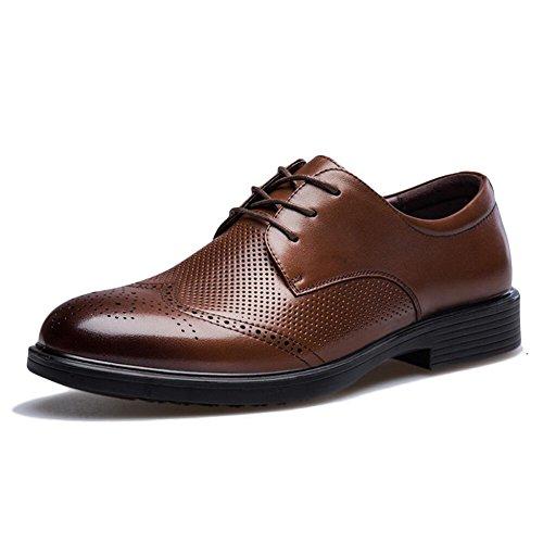 Yra scarpe casual da uomo traspirante casual da uomo in pelle da uomo in pelle da uomo in pelle da uomo,d-eu:44/uk:9.5