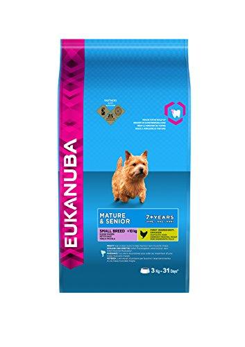 Eukanuba Senior Small Breed Trockenfutter (für ältere Hunde kleiner Hunderassen ab 7...