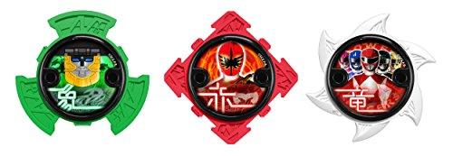 Power Rangers Bandai Ninja Steel - Pack Megazord Elephant - Pack Etoiles Ninja