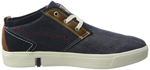 Dockers by Gerli Herren 40hn008-790600 High-Top Blau (Blau 600)