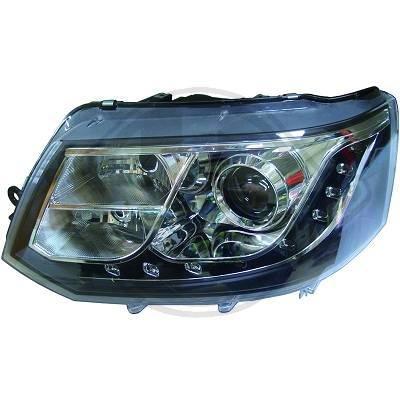 Preisvergleich Produktbild Redcatparts DIKA2273585 Scheinwerfer Set