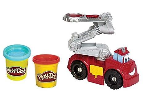Play-Doh Diggin Rigs Boomer Fire Truck