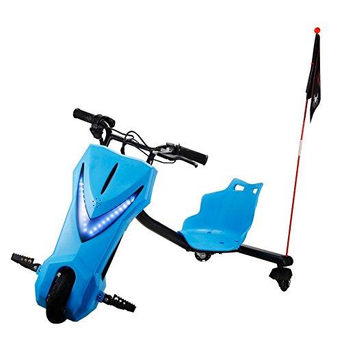 DRIFT 360º PATINETE ELÉCTRICO , Unisex Niños MOBILE+. Diviértete con tus amigos derrapando con el nuevo Electric Drift Bike de...