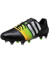 809995d48f85 Adidas nitrocharge 1.0 SG M17738 scarpe da calcio uomo calcio tacchetti  nero