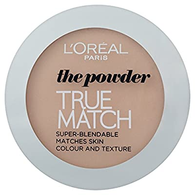 L'Oreal Paris True Match Powder - 9 g by L'Oréal Paris