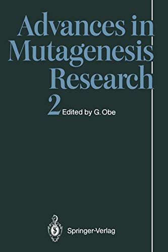 Advances in Mutagenesis Research 2