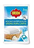 Orion, Insecticida y plaguicida para interiores (Bolsa antipolillas) - 11 gr.
