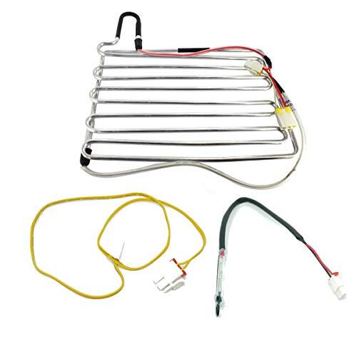 bartyspares® Samsung Fridge Freezer Defrost Heater Sensor Thermistor  Thermal Fuse Repair Kit RS21