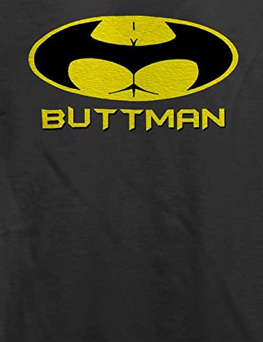Buttman T-Shirt Grau