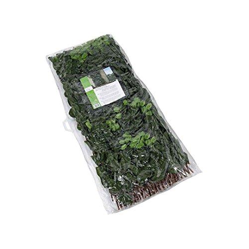 Catral 43040031 Celosía Extensible Laurel, Verde, 150 x 3 x 100 cm