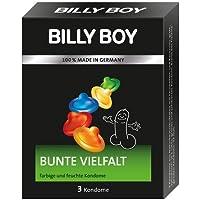 BILLY BOY Color Euro-Automatenpackung 3 St Kondome preisvergleich bei billige-tabletten.eu
