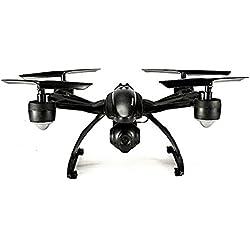 GoolRC 509G Drone con Cámara HD 2.0MP y Pantalla en Tiempo Real 2.4G 4CH 6-Axis Gyro 5.8G FPV Vuelo Fijación de Altura Incorporado