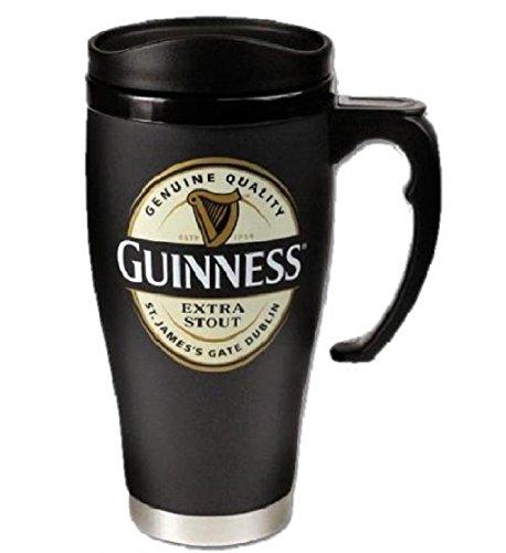 Guinness Label Reise Tasse Guinness Label