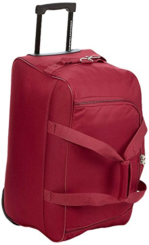 American Tourister Polyester Red Travel Duffle (Y65 (0) 00 357)