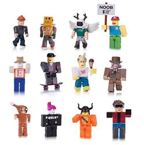 Brand New ROBLOX Classics 12 Figure Pack