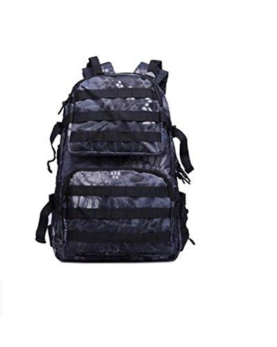 HCLHWYDHCLHWYD-Camuffamento zaino da trekking uomini e donne borsa sacchetti esterni di alpinismo di campeggio impermeabile pacchetto , 2 10