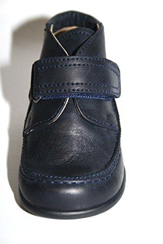 Cherie Kinder Baby Schuhe Mädchen Stiefeletten 0933 , Blau (hellblau), EU 18 (ohne Karton) Blau