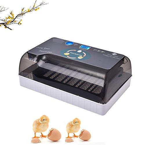 Wishy incubatrice eggs automatic con funzione di uovo intelligente digitale apparecchio di incubazione hatching chick incubator 4-35 uova