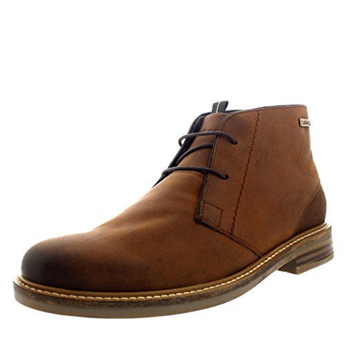 mens-barbour-redhead-chukka-smart-tan-office-leather-shoes-ankle-boots-tan-7