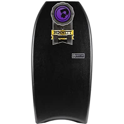 "Bodyboard Pride Sam Bennett Roadrunner Radialflex 2013 - Black/Purple - 41,5"""