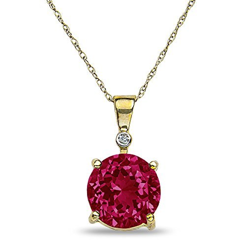 01ct-diamond-created-ruby-pendnat-in-10k-yellow-gold-by-nissoni-jewelry