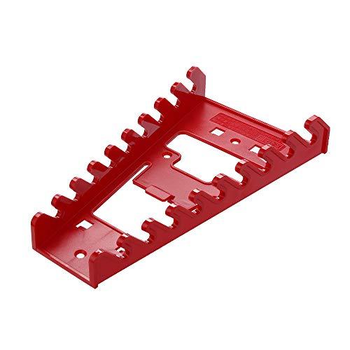 TianranRT 9 Schlüssel Schraubenschlüssel Halter Organizer Lagerung Rack Sortierer Werkzeug Halter Schiene Werkzeugkasten Schublade Tray - 9 Schubladen Werkzeug